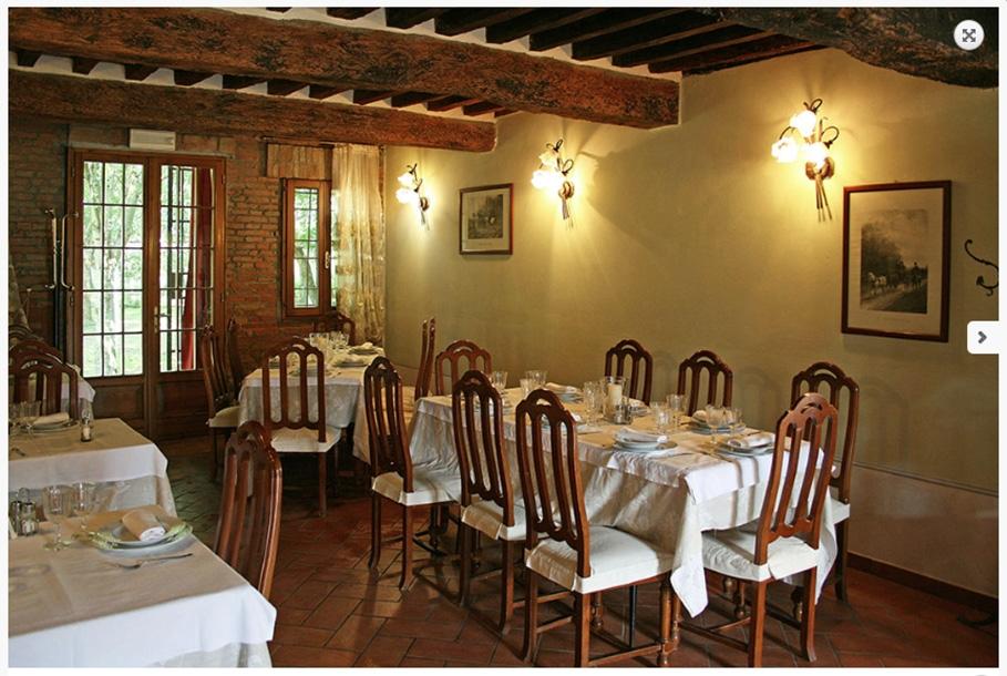 Villa Motta Galavotti: la tradizione in tavola